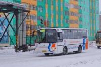 Схема и график движения автобусов будут временно изменены