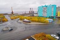 Дудинцев приглашают на открытие площади Портовиков