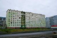 В октябре в Дудинке пройдет жилищный аукцион