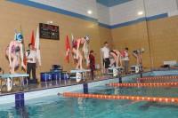 Дудинка соревновалась с Кайерканом в плавании