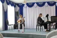 В Дудинке раскрываются музыкальные таланты