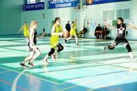 В Дудинке и Норильске прошли матчевые встречи баскетболистов