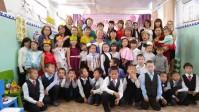 В Усть-Аваме поздравляли учителей