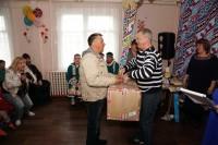В Потапово наградили лучших рыбаков