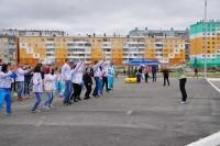 Дудинка стала штаб-квартирой спортсменов-супергероев