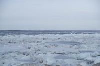 В Игарке зафиксирован ледоход
