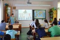 Школьников познакомили с культурой и бытом ненцев