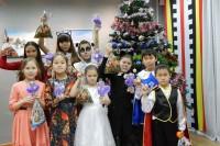 Студия «Олонхо» встречает Новый год