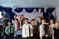 День народных инструментов отметили детским концертом