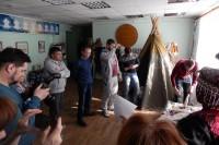 В ГЦНТ принимали гостей