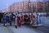 Снежный городок откроют 9 декабря