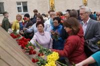 Дудинцы почтили память павших воинов Великой Отечественной