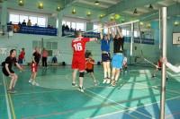 Волейбольный кубок — у медиков и педагогов