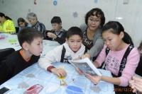 Специалисты ГЦНТ провели мастер-класс для маленьких горожан