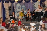 Концерт отделения ДШИ вновь собрал полный зал