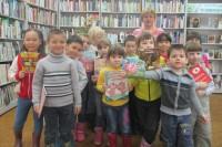 Юные дудинцы побывали в «стране чтения»