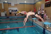 В Дудинке завершился чемпионат по плаванию