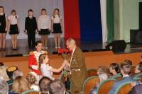 В Дудинке отпраздновали День защитника Отечества