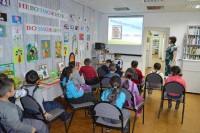 В детской библиотеке ждут новых читателей