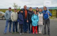 Дудинские спортсмены приняли участие в ежегодном фестивале