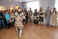 В Дудинке открылась выставка норильских мастеров
