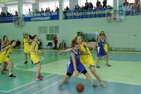 В Дудинке прошли баскетбольные матчи