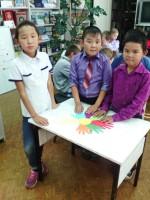 Дудинские школьники познакомились с живописью