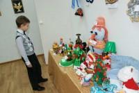 В Дудинке завершает работу выставка произведений юных мастеров