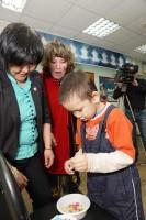 В ГЦНТ открылась выставка детского творчества