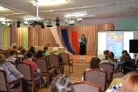Дудинских педагогов познакомили с книжными новинками