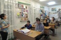 Школьники Хантайского состязались в эрудиции