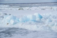 От Дудинки до ледохода — 1044 километра