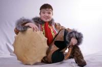 Маленький Ладук — талисман Чемпионата по северному многоборью