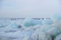 Уровень воды повышается с каждым днём — не выходите на лёд!