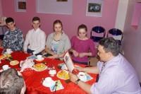 В Дудинке поздравили выпускников МАУ «ДСК»