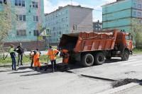 Дудинские дороги избавят от ям