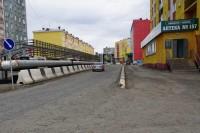 Дорогу по улице Горького восстановят ко Дню города