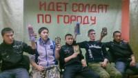 Молодые волочанцы продемонстрировали военную подготовку