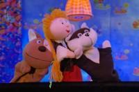 Дом культуры приглашает на кукольный спектакль