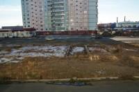 В Дудинке готовятся благоустраивать район улицы Щорса