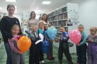 В библиотеках Дудинки прошли семейные праздники