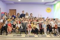 В детских сада Дудинки прозвучали «Музыкальные позывные»