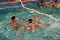 В «Нептуне» соревновались семейные команды