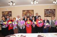 Почётные граждане встретились с Главой Дудинки