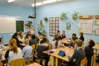 Школьники приняли участие в игровом турнире по родному языку