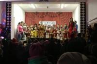 В Усть-Аваме отпраздновали приход весны