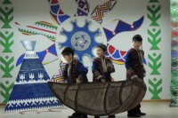 В Хантайском отметили языковой праздник