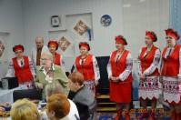 В Дудинке звучали украинские песни