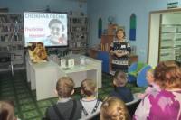 Школьников Дудинки познакомили с творчеством Любови Ненянг