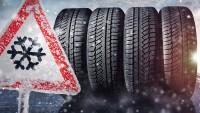 Автомобилистам рекомендуют заменить летние шины на зимние